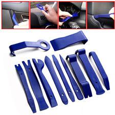 A Set Plastic Car Removal Open Repair Accessories Tools Kit Trim Pry Bar Blue