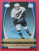 2005-06 Upper Deck McDonald's Alexander Ovechkin RC Rookie Review # RR2, NM