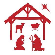 Trimcraft prima edizione in metallo carta artigianale Die Set-Natale Natività
