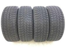 Bridgestone Blizzak LM-60 225/50R18 Tires (Set of 4 with tread depths at 11/32)