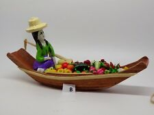 Thai Boat With Fruit, Decoration, Furniture & DIY
