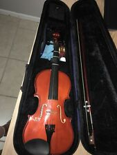 Violin With Case. In amazing Conditions