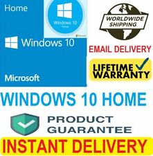 WINDOWS 10 HOME GENUINE LICENSE KEY 🔑 INSTANT DELIVERY ALL LANGUAGES