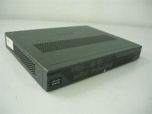 Cisco 887 Multi-mode VDSL2/ADSL2+ over POTS Router C887VAG+7-K9 w/o Adapter