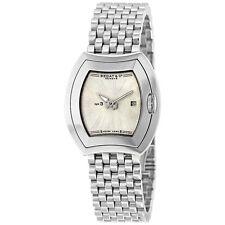 Bedat No 3 Silver Dial Stainless Steel Ladies Watch 334.011.100