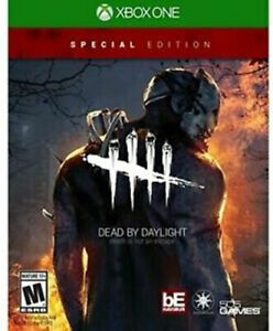 Dead By Daylight Special Edition XBOX One VERY GOOD FREE POST + TARCK (RARE)