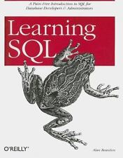 Learning SQL by Alan Beaulieu (2005, Paperback)