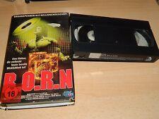 B.O.R.N. Die Organjäger - Ross Hagen - New Vision Verleihtape - VHS - ab 18