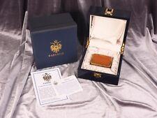 Faberge Rectangular Enamel Box - NEW (BRG 45659)