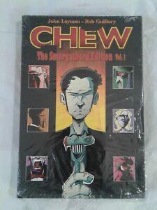 Chew: Smorgasbord Edition Vol. 1 John Layman Rob Guillory Image HC Slipcase NEW
