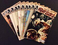 FIGHT CLUB 2 #1 - 10 Comic Books FULL SERIES Chuck PALAHNIUK Tyler Durden NM