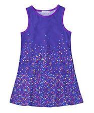 Sunshine Swing Violet Stars Tank dress-girls 3 Swimsuit Cover-Up
