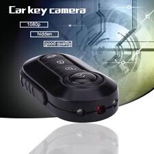 1080P HD K1 Detection Infrared Night Hidden Spy Pinhole Camera Vehicle Car Key.