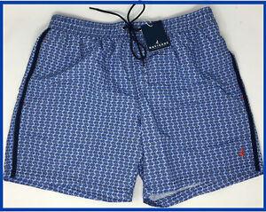 Costume Da Bagno uomo Boxer mare NAVIGARE Pantaloncino Bermuda Piscina S M L XL