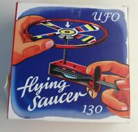 Rare ancien Jouet ancien flying saucer 130 UFO Vintage collection décoration