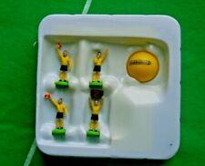Subbuteo   Paul Lamond  Referee+two linesmen+4th official new ball>>>NO BOX<<<