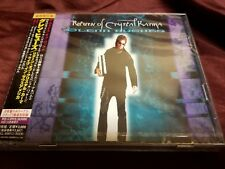 Glenn Hughes Return of Crystal Karma + live bonus disc Nippon Crown Japan 2CD!