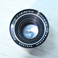 Schneider 50mm f/1.9 Retina Xenon -Nice Condition