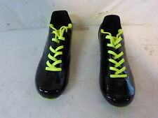 Louis Garneau Signature 84 Cycling Shoes Men's EUR 40.5 US 7.5 Black/Yellow