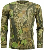 Stormkloth God's Country Camo Long Sleeve Camouflage T Shirt GCC Camo