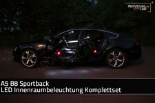 LED Innenraumbeleuchtung SET für Audi A5 B8 Sportback - Pure White