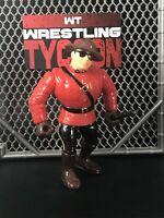 THE MOUNTIE WWF Hasbro Vintage Wrestling Action Figure WWE
