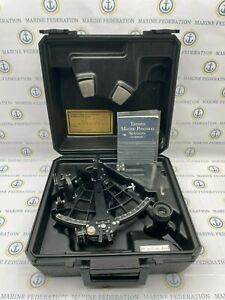 Tamaya MS-633 Micrometer Marine Sextant Professional Merchant Marine Fishermen $