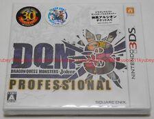 New Nintendo 3DS Dragon Quest Monsters Joker 3 Professional Japan 4988601009645