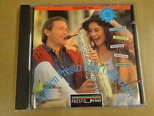 CD / GOLDEN PRESTO PRINT COLLECTION - VOLUME VIII