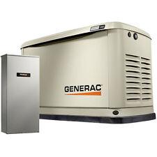 Generac Guardian™ 11kW Aluminum Standby Generator System (100A ATS w/ 1...