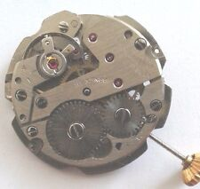 French mechanical watch  movement Hand wind FE-233 17 Jewels