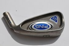 PING G5 3 IRON  DEMO HEAD BLACK BLUE RED WHITE ORANGE GREEN YELLOW PURPLE SILVER