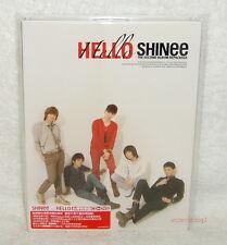 SHINee LUCIFER Repackage Hello Taiwan Ltd CD+DVD+28P (digipak)