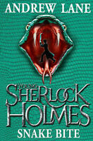 Snake Bite (Young Sherlock Holmes) by Lane, Andrew, Paperback Book, New, FREE &