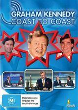 Graham Kennedy - Coast To Coast (DVD, 2-Disc Set) King of Australian TV