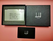 Dunhill Card holder New