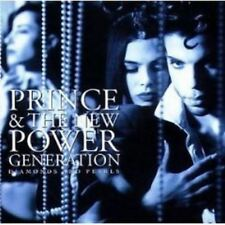 PRINCE DIAMONDS AND PEARLS CD - NEW / SEALED - UK STOCK