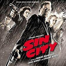 Sin City By John Debney Robert Rodriguez Graeme Revell  , Music CD