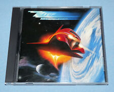 ZZ TOP Afterburner CD 1985 Original US Pressing JAPAN VG