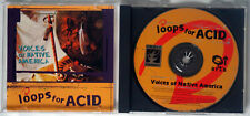 Sonic Foundry Voices of Native Ameria - Sony Loops for ACID Sampling CD