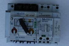 Moeller NHI 11-PKZ2 ZM-16-PKZ2 RS-PKZ2 UPK22