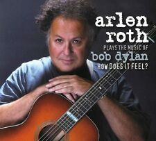 Arlene Roth - Plays the Music of Bob Dylan: How Does It Feel [New CD]