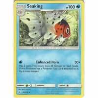 Seaking - 49/214 - Rare Card - Pokemon TCG Sun & Moon Unbroken Bonds Cards