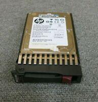 "HP EH0146FBQDC 627114-001 146GB 15000RPM 2.5"" SFF SAS Dual Port Hot-Plug HDD"