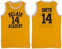 b740924233a The Fresh Prince of Bel Air Academy Retro Basketball Jerseys Will Smith  S-3XL