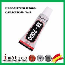 PEGAMENTO B-7000 B7000 3 ML ADHESIVO UNIVERSAL PANTALLA TACTIL CRISTAL LCD GLUE