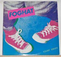 Foghat - Tight Shoes - Original 1980 LP Record Album - Excellent Vinyl