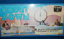 COUNT DOWN - THE BOARD GAME - RICHARD WHITELY, CAROL VORDERMAN - NEW & SEALED