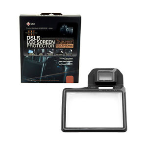 GGS III DSLR LCD Screen Protector for Canon Rebel T1i for Camera from US Seller