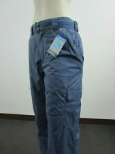 NWT Columbia Men's Snowtop Pant Insulated Waterproof Snow Ski Pants Blue M~2XL